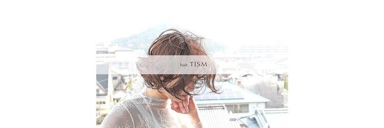 ヘアー ティズム(hair_TISM)のサロンヘッダー