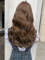 ウィルゴ(VIRGO)ブリーチしない透明感外国人風カラー☆イルミナカラーでツヤ髪
