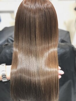 プログレス 国分寺店(PROGRESS)の写真/《オージュア認定サロン》オーダーメイドの髪質改善!あなただけのヘアケアで、髪の美しさを未来へ繋ぐ―。