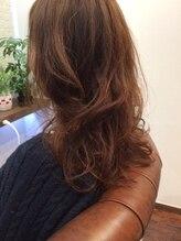 ヘアー サロン アットシュシュ(Hair Salon At'shushu)デジタルパーマでゆるふわパーマ♪