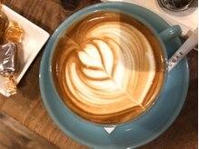 ウナカサ 箕面(unacasa)の雰囲気(◆苦楽園&芦屋からコーヒー豆と茶葉を仕入れています。)