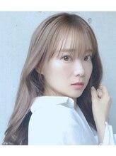 アフィーロ(Achfilo)重盛さと美髪型シースルーバング20代30代韓国人風前髪エクステ