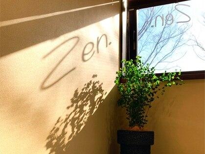 ゼン(Zen.)の写真