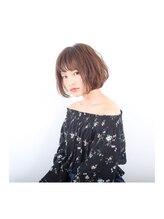 ヘアーズ キュア(hair's Cure)ショートボブ