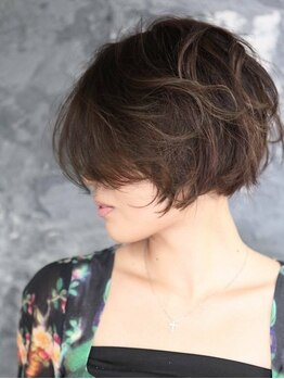 """コルタリ(CORTALI)の写真/《髪にお悩みのある方必見!》お客様に合わせたオリジナルドライカットで貴方の""""悩み""""を""""強み""""に変える―。"""