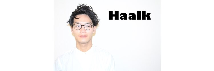 ハールケー ファースト(HaaLK 1st)のサロンヘッダー