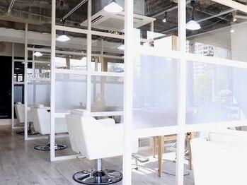 アゲート(Agate)の写真/【RENEWAL OPEN・個室・髪質改善】新しい価値を!人目を気にせず寛ぎながら理想を叶える贅沢空間