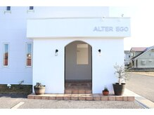 ALTEREGO hairterrace