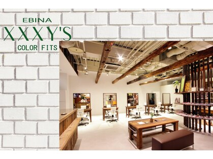 サイズ カラー フィッツ ビナウォーク店(XXXY'S COLOR FITS)の写真