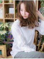 ■bliss川口9-4★■華やか大人かわいい小顔グラデーションカラー