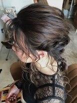 ルーナ ヘアラウンジ(Luuna hair lounge)編みおろし
