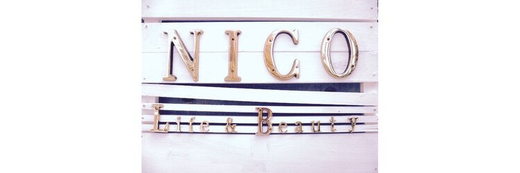 ニコ(Nico)のサロンヘッダー