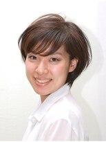 テゾーン フォー へアー ボニータ(TEZZON for hair BONITA)ふんわりショートボブ