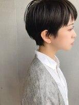 ケイト(kate)【kate 】☆大宮 夏ハンサムショート×寒色系カラー
