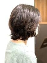 コマ(coma)【coma中野】柔らかい動き上品ミセスパーマスタイル