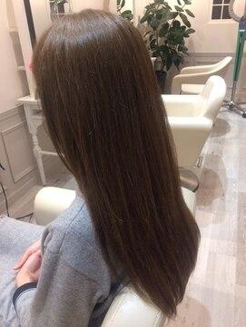 ヘアー カラー キー(HAIR color KEY)ハイ透明感ブルーアッシュ