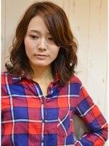 ハロ (Halo hair design)デジキュアカールスタイル