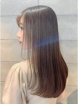 イーラ(era)の写真/【個室サロン】湿気の季節にヘアケアを!縮毛矯正/髪質改善メニュー豊富◎自分好みのストレートStyleに◇