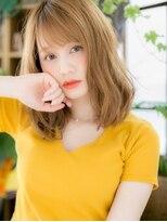 ■EVE戸頭10-12★■スモーキーカラー x 小顔極ゆるカール