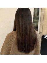 スクエアウーノ(HAIR MAKE SQUARE*uno HAKATA)アクアロング