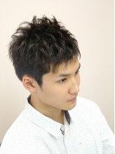 髪工房ウエムラ(UEMURA)ビジネスシーンでもOK!好印象なカットスタイル