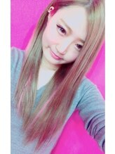 リミックス(REMIX by Love hair KING OF PRINCESS HAIR&EXTENTION)ゆいのんちゃん