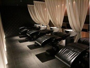 フォルテ ギンザ(FORTE GINZA)の写真/【髪質改善】しながら極上ヘッドSpa!生まれたての髪と地肌に。アロマの香りは、気分に合わせて♪【銀座】