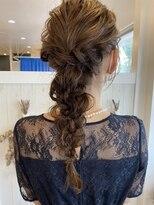 ヘアーシー(HAIR C,)ふわもふ編みおろしセット