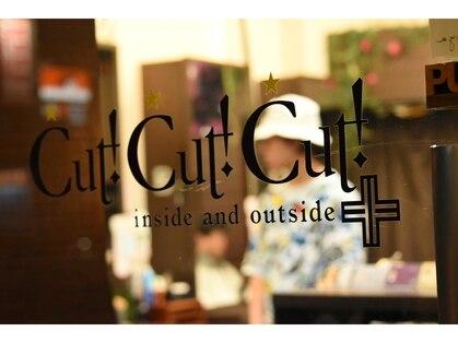 カットカットカット(CutCutCut)の写真