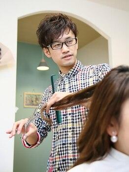 """エン(enn)の写真/ごわつき、ひろがり、パサつき、毛羽立ち…等のお悩みを改善!""""サッとまとまる美しい髪へ""""導いてくれる☆"""