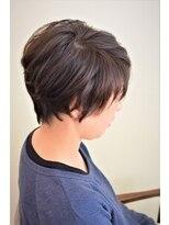 ヘアメイク スコア(Hair Make S CORE)フェミニンアッシュボブ【Hair Make S-CORE】 053-445-2100