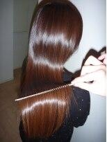 [Air/八王子]M3D縮毛矯正のロングヘア