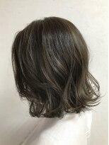 ヘアーメイク リアン 新田辺店(Hair Make REAN)エアリーな毛束感でふんわりスタイル