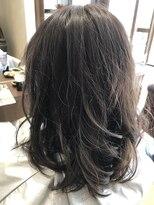 【5月25日GRAND OPEN Totia福島/外国人風カラー巻き髪スタイル】