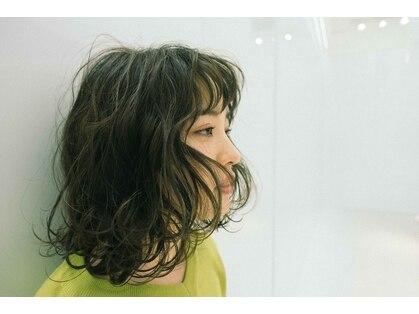 ヘア クル(hair curu)の写真