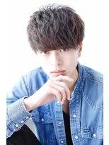 リップスヘアー 銀座(LIPPS hair)【流行りの髪型★】ラフドライマッシュ