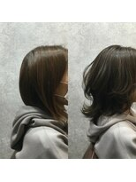 セブン ヘア ワークス(Seven Hair Works)[カラーベーシック]ウルフスタイル