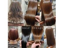 グローヘアーデザインスパ(Glow hairdesign spa)