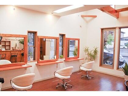 ヘアリゾート レーヴ ドゥ ソア(hair resort reve du Soi)の写真