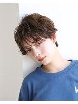 コットン(cotton)【cotton木戸浦】大人かわいいハンサムショート