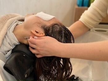 ベンティ(Venti)の写真/【Aujuaソムリエ在籍サロン】marbbも導入◎髪と頭皮をケアし髪の芯から栄養を与えハリ、コシのある髪に。