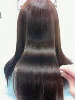 ギフト ヘアー サロン(gift hair salon)の写真/最高峰【グローバルミルボン】(しっとり・さらさら)コースが充実!口コミで大絶賛♪【熊本/通町/上通】