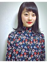 ジーナハーバー(JEANA HARBOR)【JEANAHARBOR、後藤】クセをおさえたくびれミディアム!