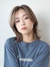ビューティーコネクション ギンザ ヘアーサロン(Beauty Connection Ginza Hair salon)20代30代40台◎ミディアム小顔レイヤー