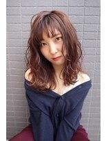 ヴェジールヘアデザイン(Vezir hair design)うるツヤ☆ウェーブ