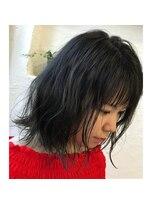 ヘアーチェリーコーク ランプ(HAIR CHERRY COKE Lamp)【新開】甘ドール風グレージュボブ