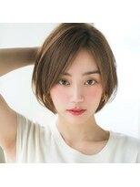 ジョエミバイアンアミ(joemi by Un ami)【joemi】2021年王道ひし形ショートボブ