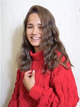 サロンド マーチの写真/透明感のある憧れの外国人風カラーをあなたに。美しい艶髪で、毎日オシャレを楽しめる♪