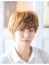 ブレス ヘアデザイン(BLESS hair design)小顔ショート☆