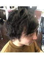 ラッドヘアー(Lad hair)パーマスタイル